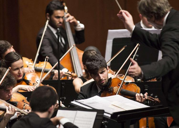 Orchestre Des Jeunes De La Méditerranée à Avignon