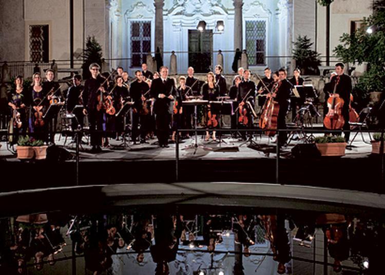 Concert symphonique : Wolfgang à Megeve