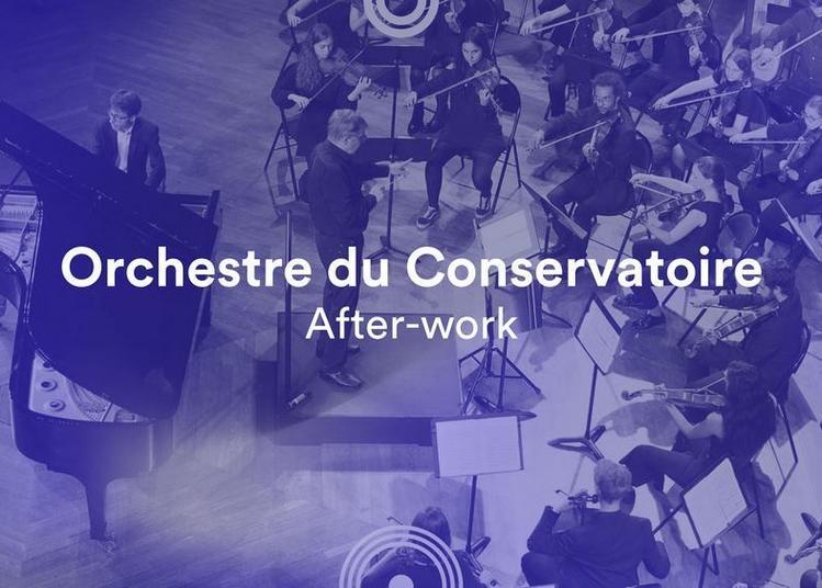 Orchestre du Conservatoire - 72e Festival de musique de Besançon à Besancon