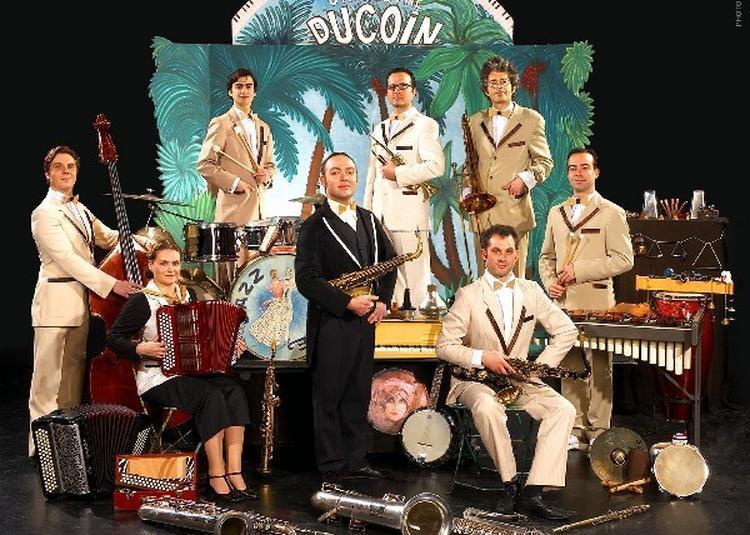 El Gato Negro,Max Livio et Orchestre Ducoin à Meung sur Loire