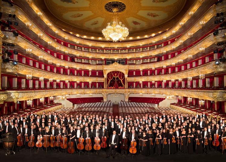 Orchestre et Choeur du Théâtre Bolchoï de Russie - Ivan le Terrible / Rimski-Korsakov à Toulouse