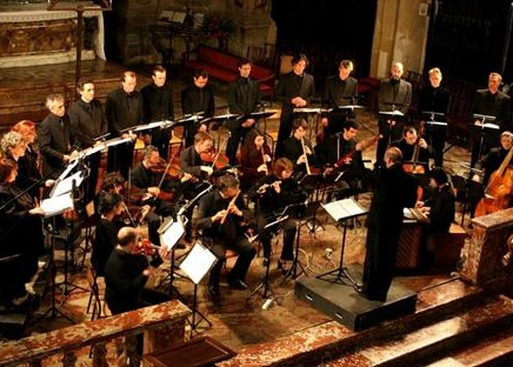 Les Passions - Orchestre Baroque à Narbonne