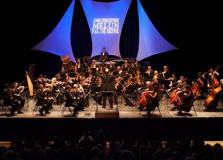 Orchestre Melun Val De Seine