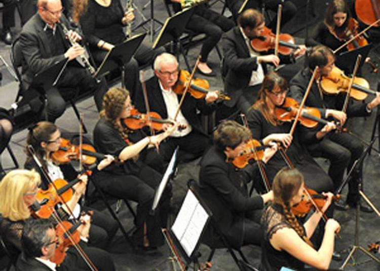 Orchestre Melun Val De Seine à Saint Fargeau Ponthierry