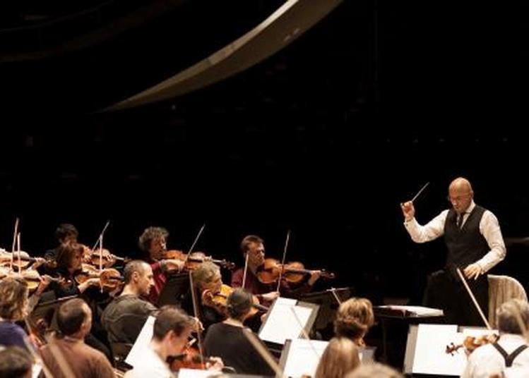 Orchestre National d'Ile de France à Juvisy sur Orge