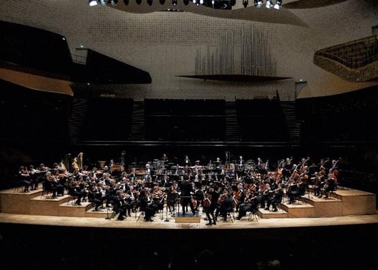 Orchestre National d'Île de France à Maurepas