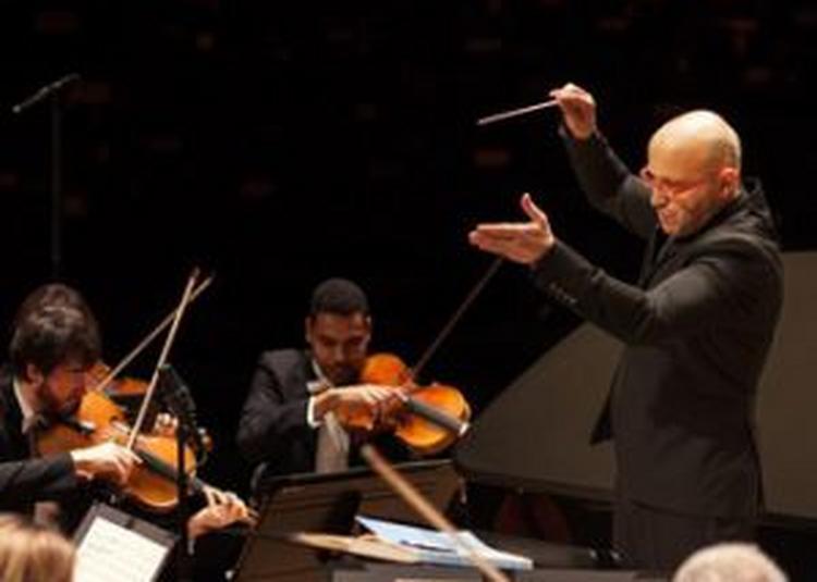 Orchestre National D'Île-De-France à Villejuif
