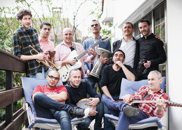 Orchestre National De Barbes à Le Blanc Mesnil
