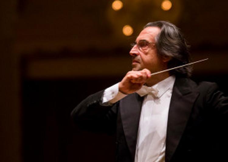 Orchestre National De France / Riccardo Muti / Marie-Nicole Lemieux - Cherubini, Berlioz, Bizet, Respighi à Paris 19ème