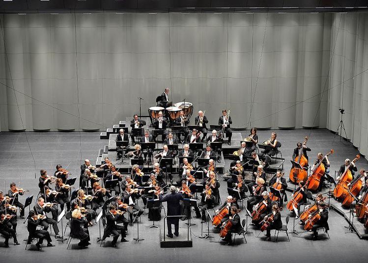 Orchestre national Montpellier Occitanie / Joseph Haydn - Antonio Vivaldi - Arvo Pärt à Sete