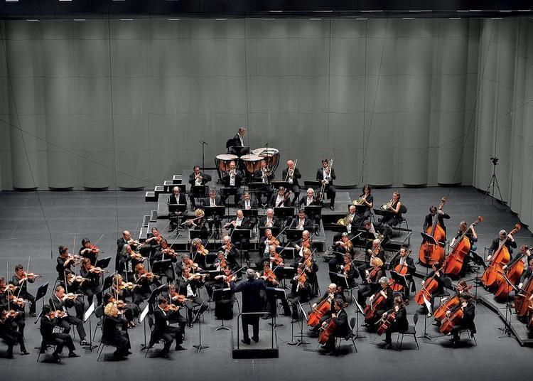 Orchestre national Montpellier Occitanie à Sete