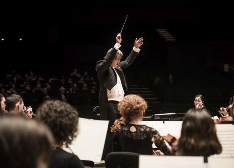 Orchestre philharmonique de Strasbourg à Saint Louis