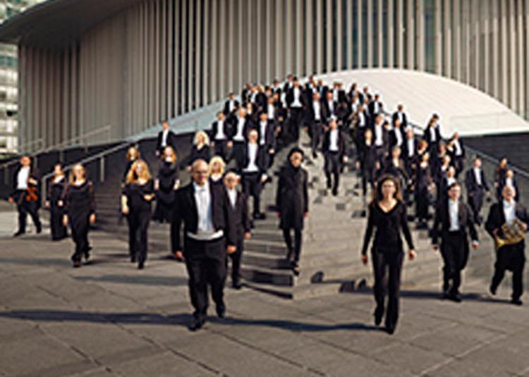 Orchestre Philharmonique Luxembourg à Chalons en Champagne