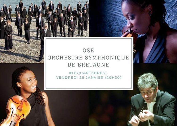 Orchestre Symphonique De Bretagne à Brest