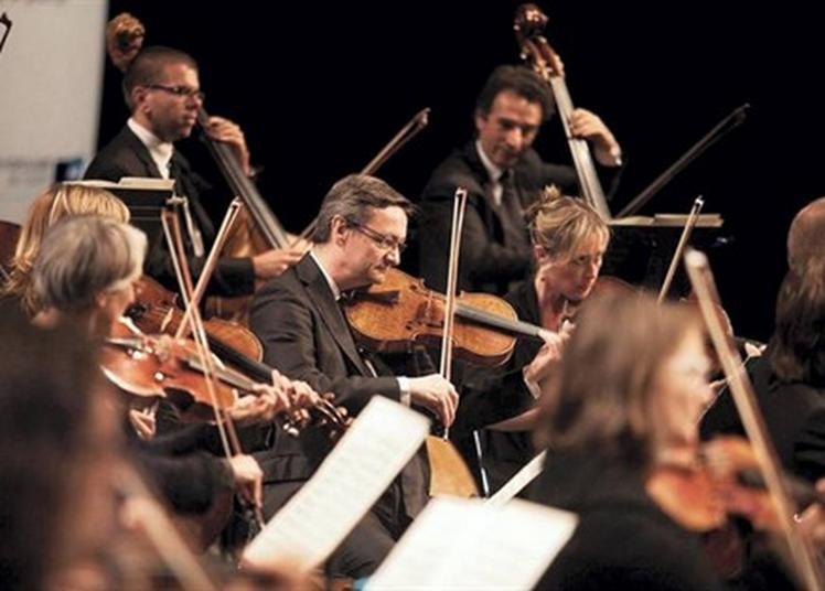 Denez & L'Orchestre Symphonique à Carhaix Plouguer