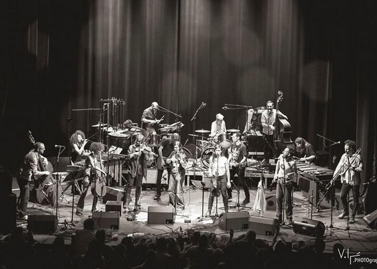 Orchestre Tout Puissant Marcel Duchamp Xxl + Redil Cuarteto à Venissieux