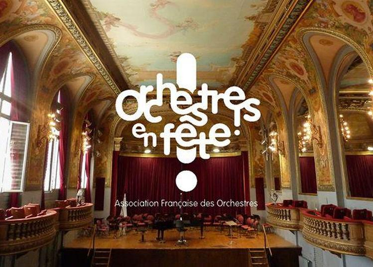 Orchestres en fête ! à Montpellier