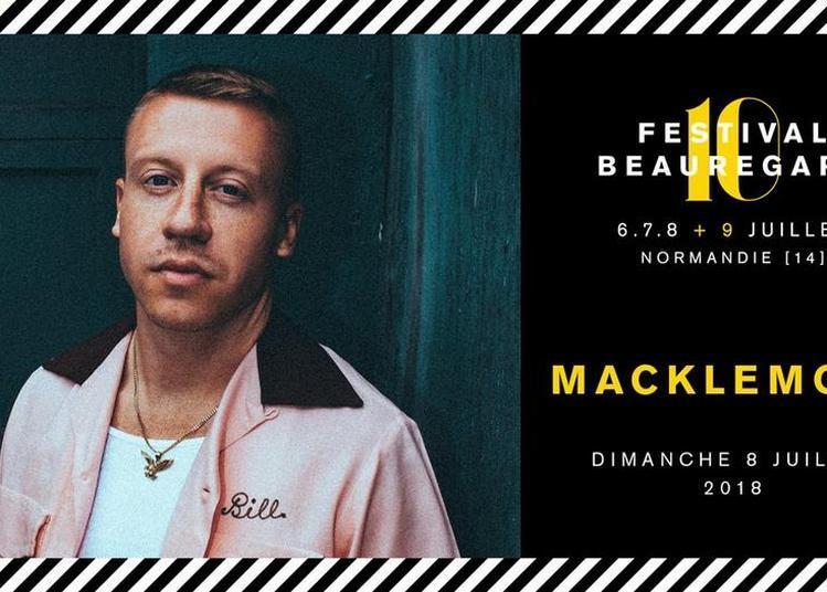 Macklemore / BigFlo & Oli / Ibeyi à Herouville saint Clair