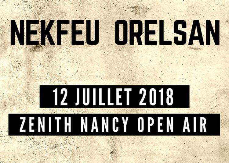 Orelsan + Nekfeu à Nancy