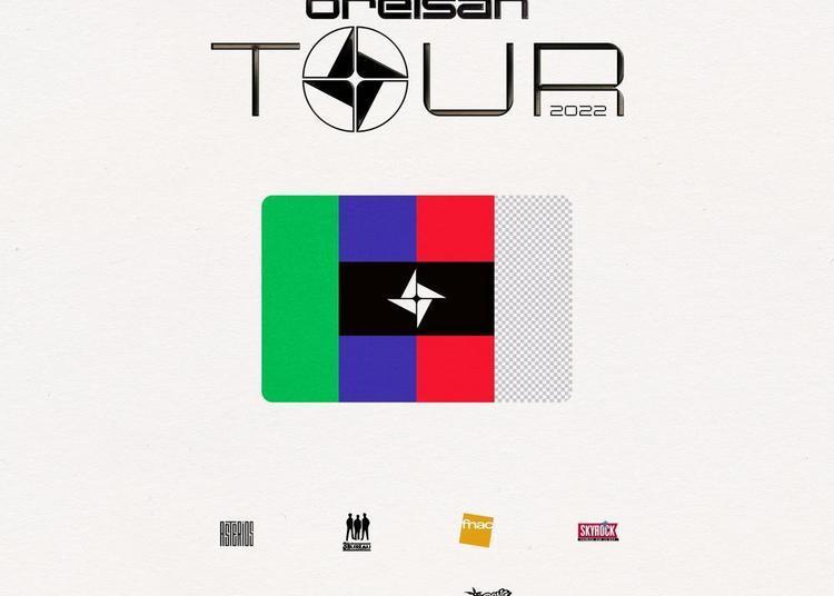 Orelsan Tour 2022 à Marseille