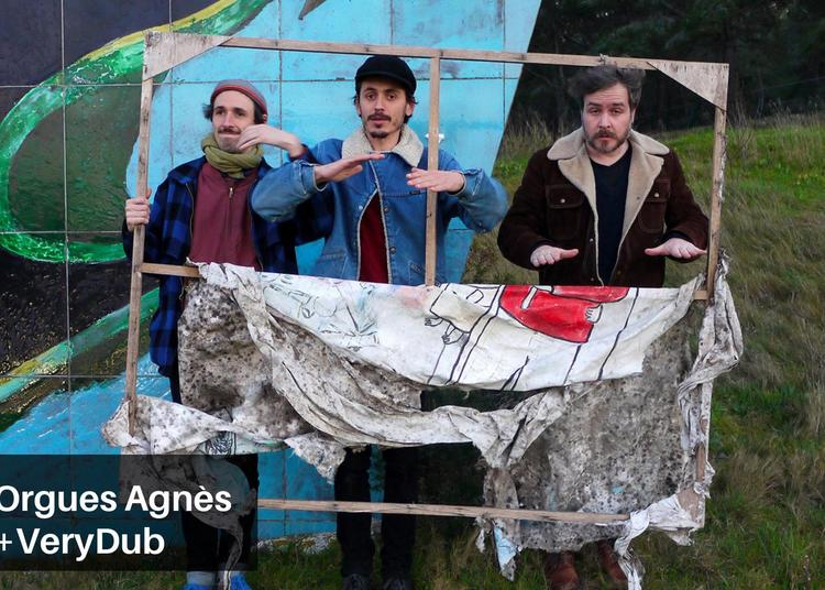 Orgue Agnès et VeryDub à Bourges
