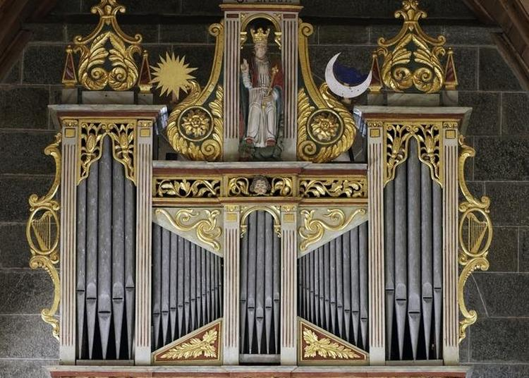 Orgue Robert Dallam (1653), Visite Découverte à Lanvellec