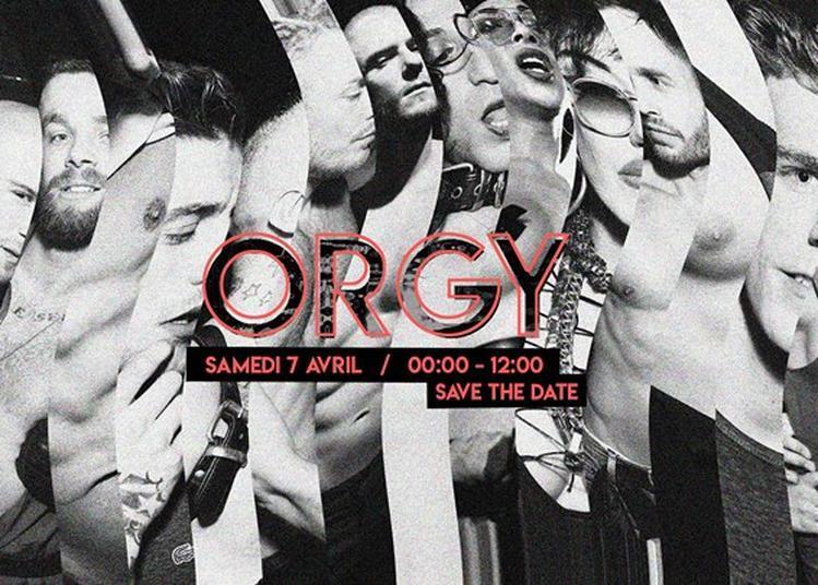 Orgy à Paris 11ème