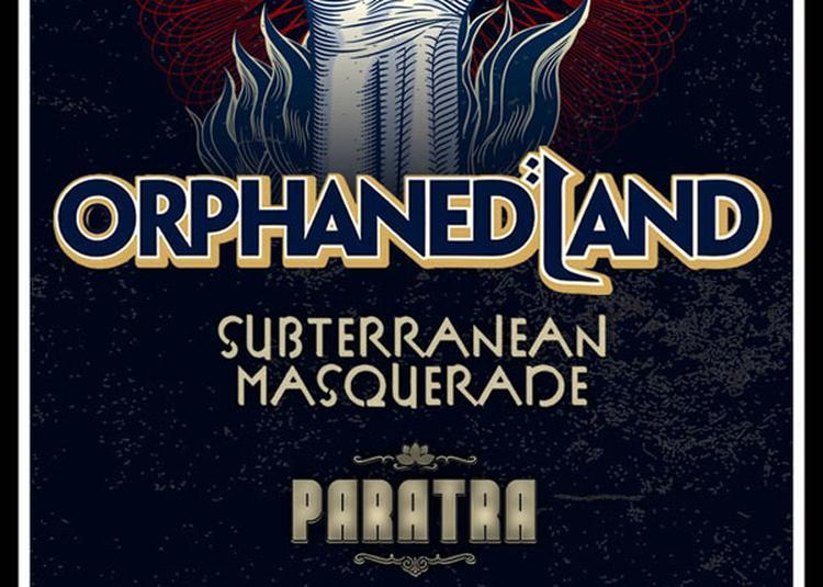 Orphaned Land à Lyon