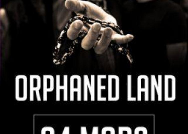 Orphaned Land + Oriental Metal  + Dj Kicka à Saint Jean de Vedas