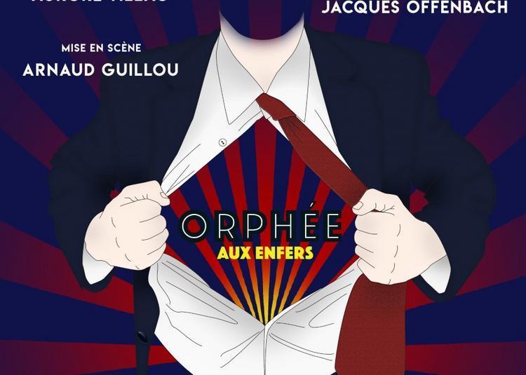 Orphée aux enfers d'Offenbach à Paris 2ème