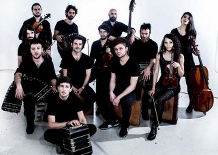 Orquesta típica Ciudad Baigón à Lyon