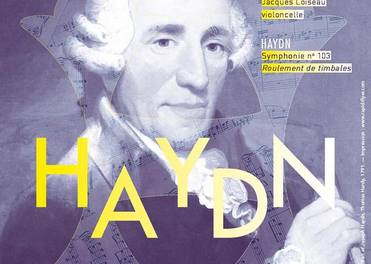Orchestre Symphonique de Clichy Rossini Haydn