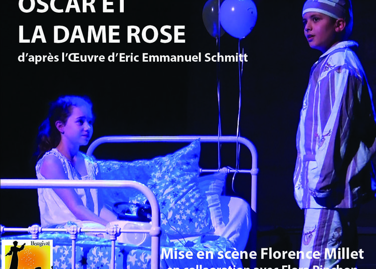 Oscar et la Dame Rose à Bougival