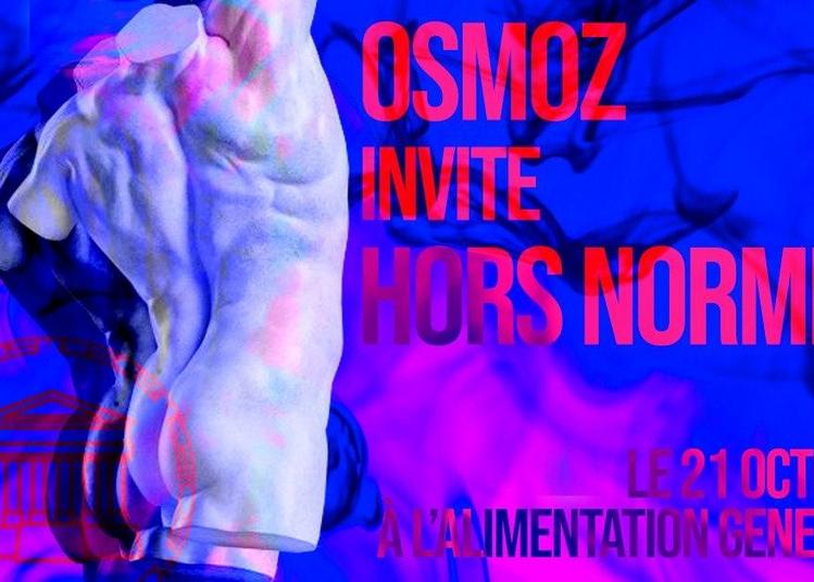Osmoz Invite Hors Norme à Paris 11ème