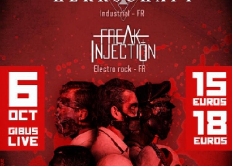 Ost Front + Herrschaft + Freak Injection à Paris 11ème