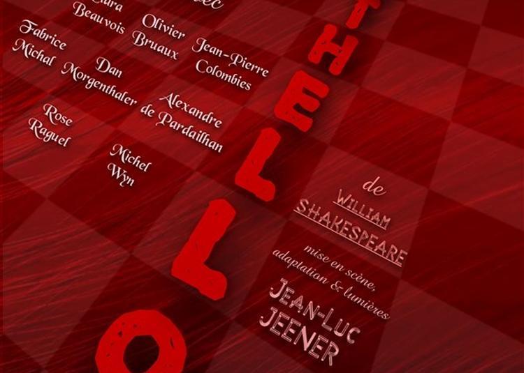 Othello à Paris 9ème