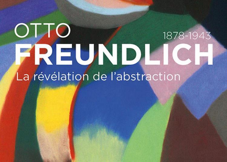 Otto Freundlich 1878-1943 à Paris 18ème