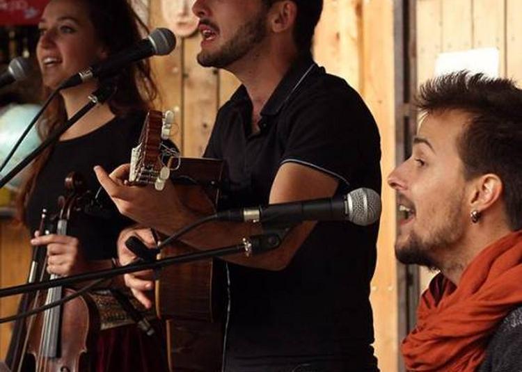 Oulitsa : chansons tsiganes et russes à Nantes