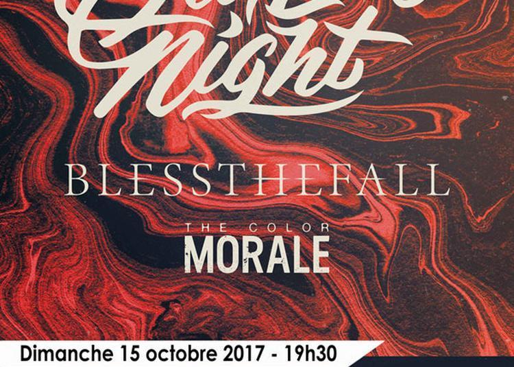 Our Last Night + Blessthefall à Villeurbanne