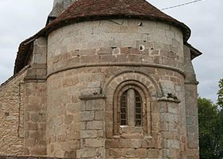 Ouverture De L'église De Rimondeix