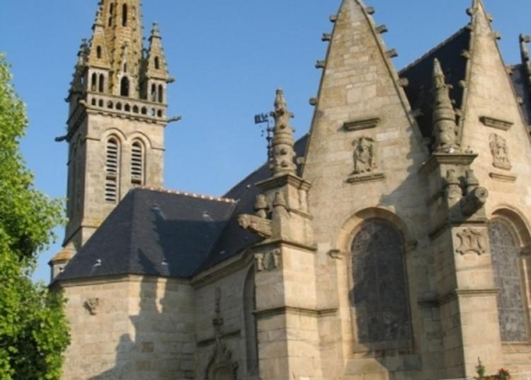 Ouverture De L'eglise Notre Dame Du Bon Voyage - Bieuzy