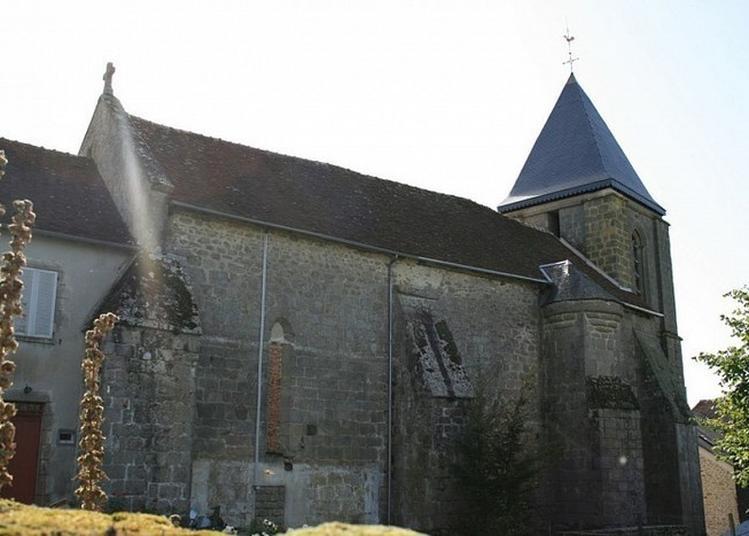 Ouverture De L'église Saint-pardoux De Vareilles