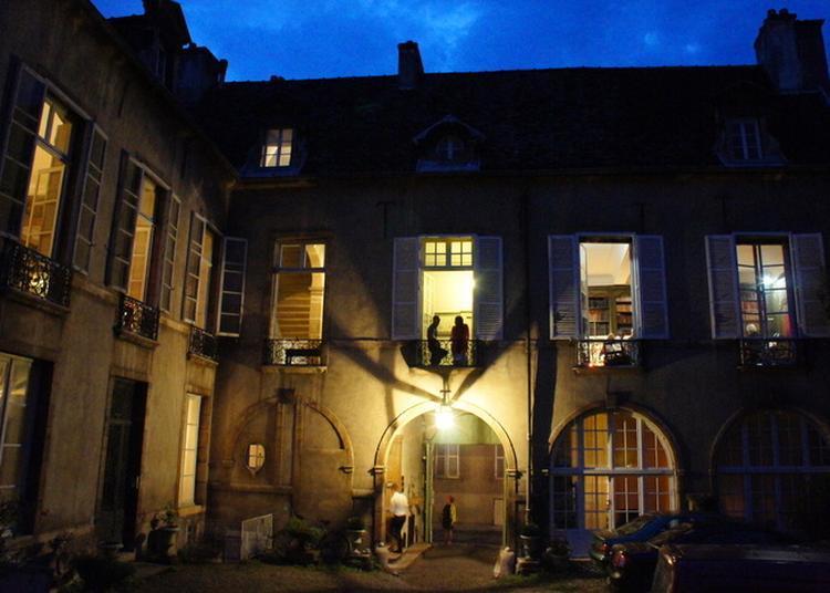Ouverture De L'hôtel Maleteste à Dijon