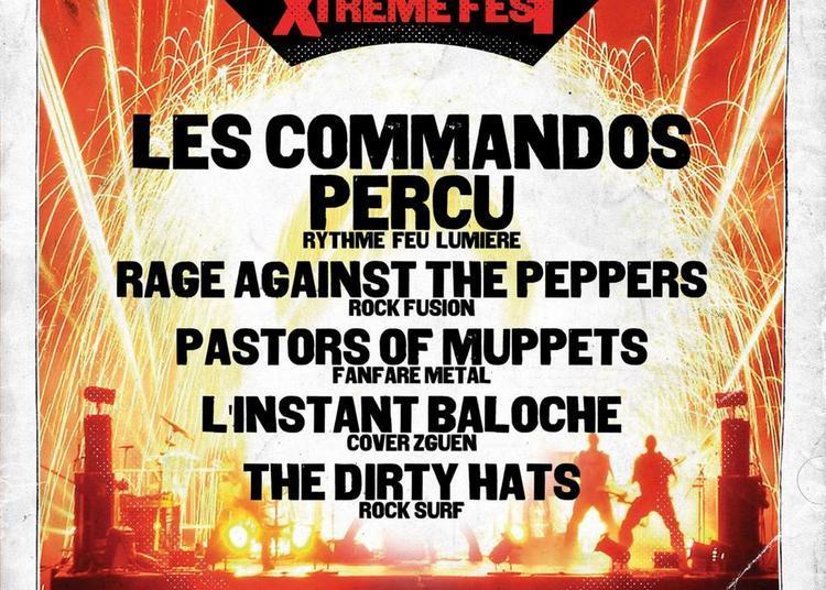 Ouverture de l'XTREME Festival à Le Garric