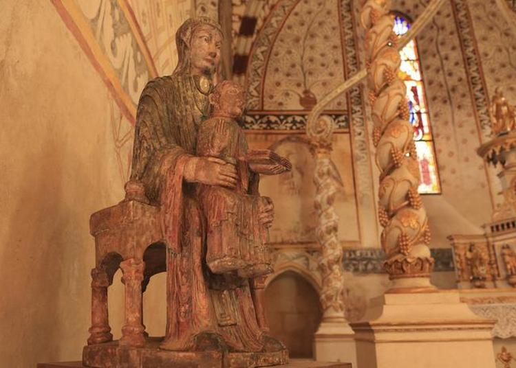 Ouverture De La Chapelle De Vauclair à Molompize