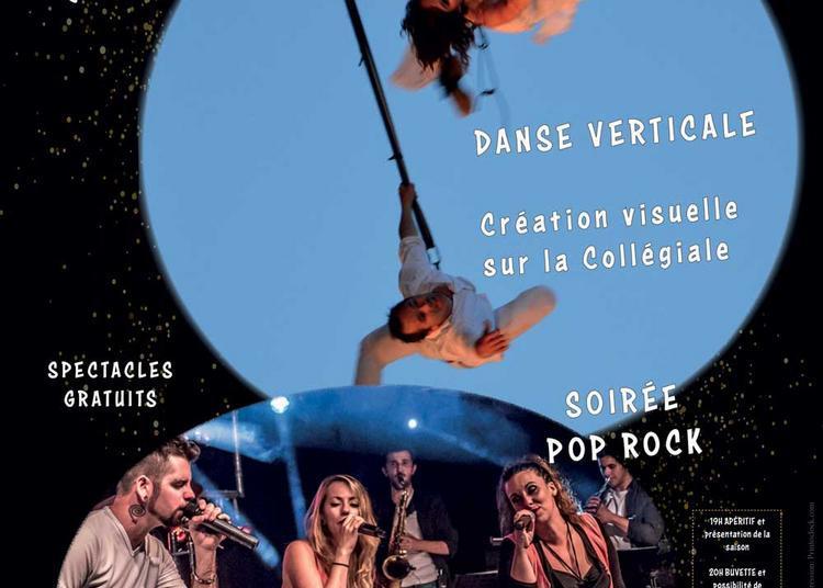 Ouverture de la saison - Danse aérienne, mapping et Concert à Montreal