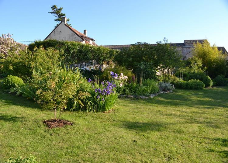 Ouverture De Trois Jardins Privés à Mont -saint-vincent à Vitry en Charollais