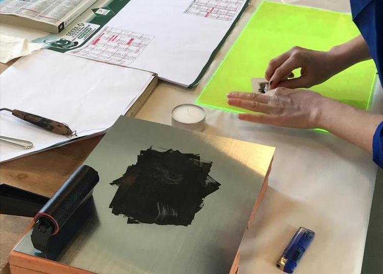Ouverture Des Ateliers Des Artistes Du Collectif Blast à Angers