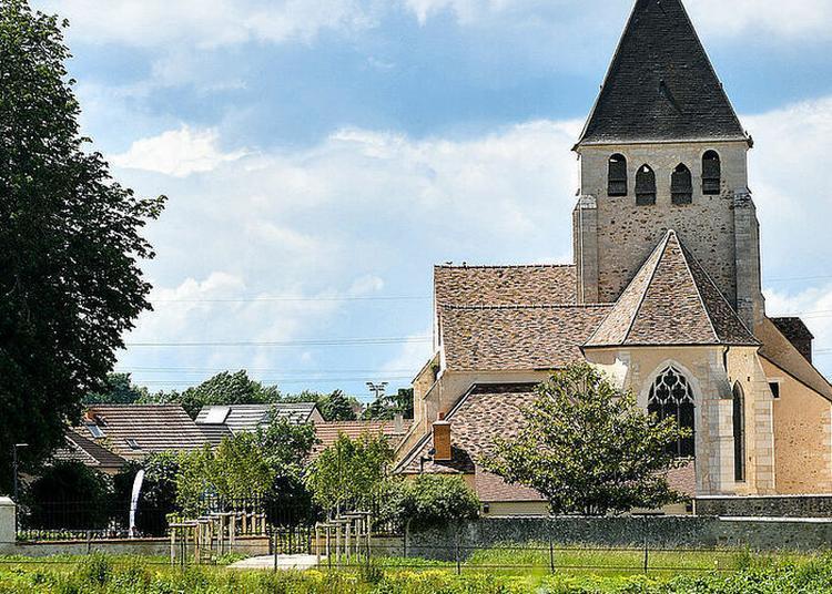 Ouverture Des Lieux De Culte : Église Saint-pierre, Plaisir