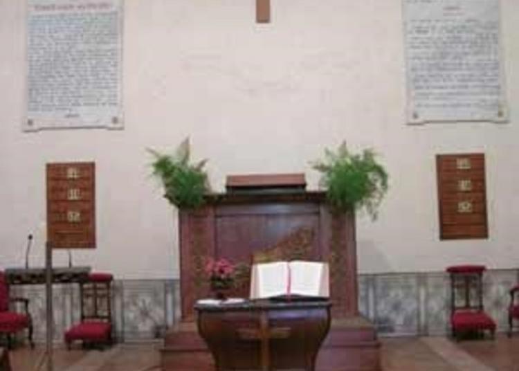Ouverture Des Portes Du Temple Protestant Réformé De Saumur